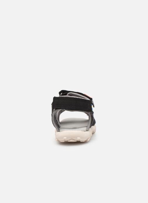 Sandales et nu-pieds Kavat Rio TX Bleu vue droite