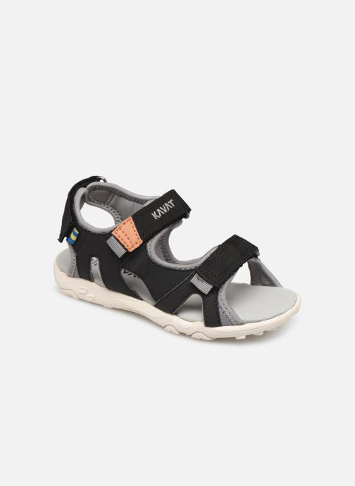 Sandales et nu-pieds Kavat Rio TX Bleu vue détail/paire