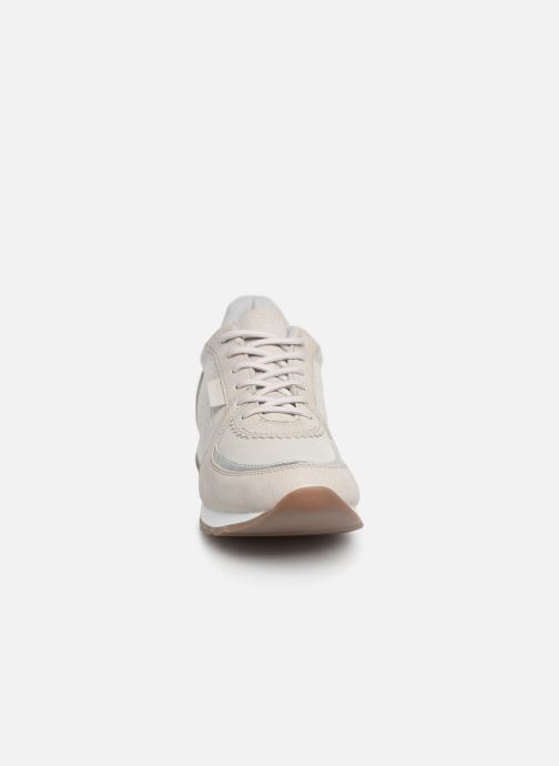 Baskets Esprit Astro Glam LU Gris vue portées chaussures