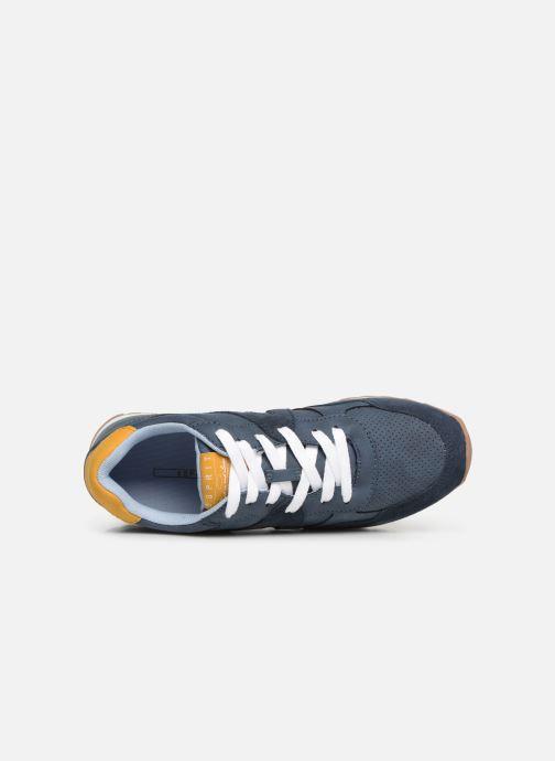 Sneakers Esprit Astro LU Azzurro immagine sinistra