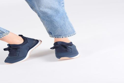 Sneakers Esprit Astro Perf.LU Blauw onder