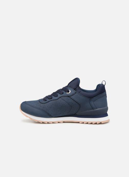 Sneakers Esprit Astro Perf.LU Blauw voorkant
