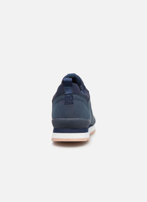 Sneakers Esprit Astro Perf.LU Blauw rechts