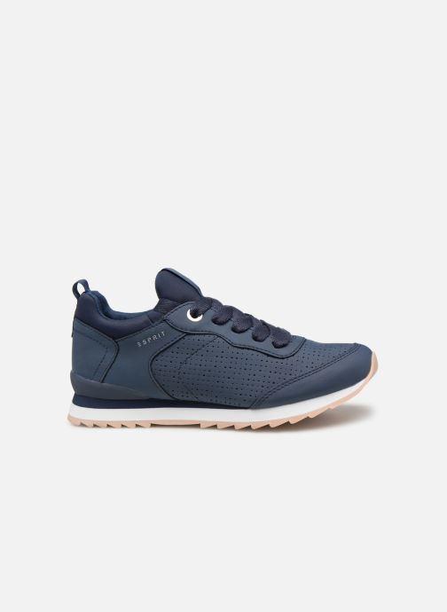 Sneakers Esprit Astro Perf.LU Blauw achterkant