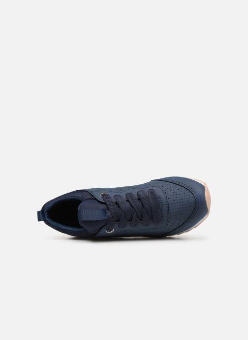 Sneakers Esprit Astro Perf.LU Blauw links