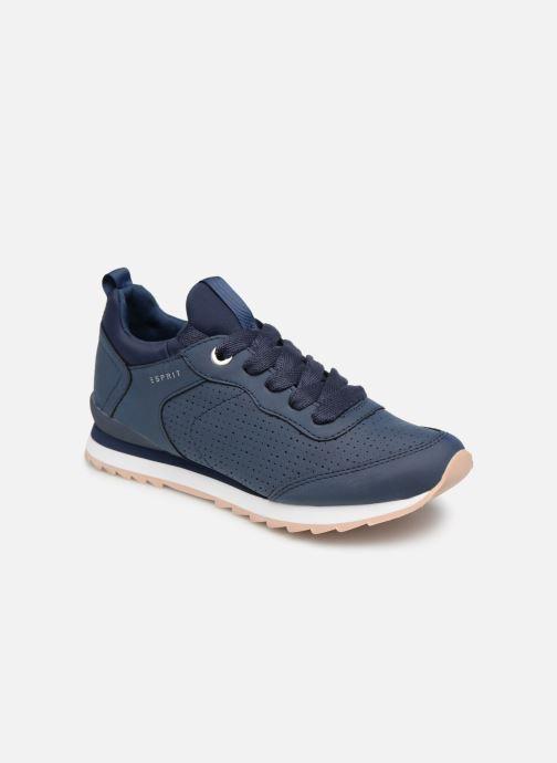 Sneakers Esprit Astro Perf.LU Blauw detail