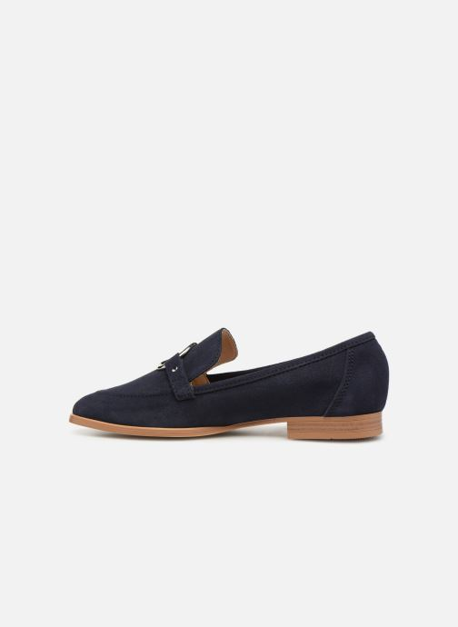 Mocassins Esprit Chantry R Loafer Bleu vue face