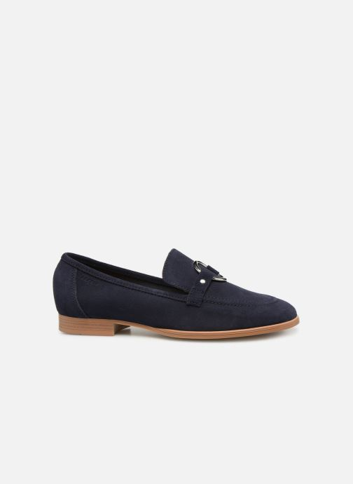 Mocassins Esprit Chantry R Loafer Bleu vue derrière