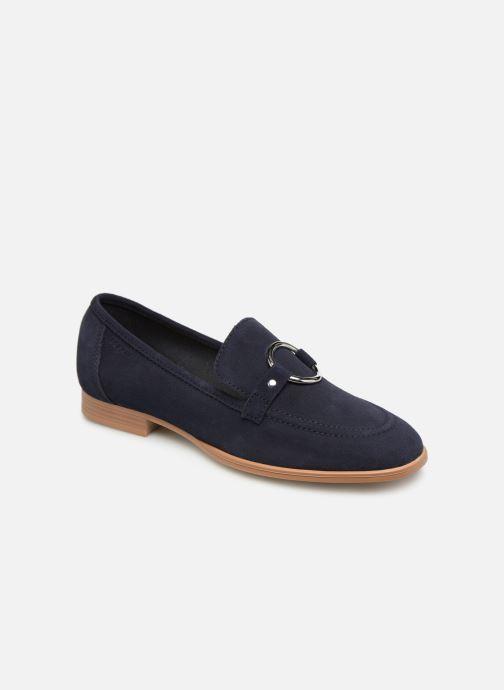 Mocassins Esprit Chantry R Loafer Bleu vue détail/paire