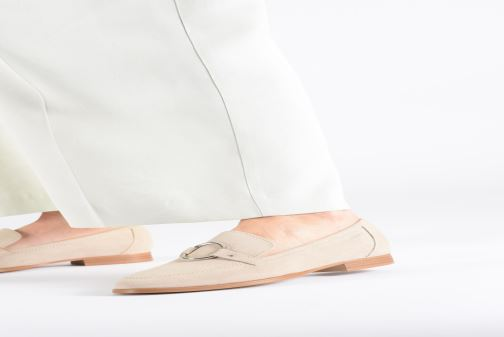 Loafers Esprit Chantry R Loafer Beige view from underneath / model view