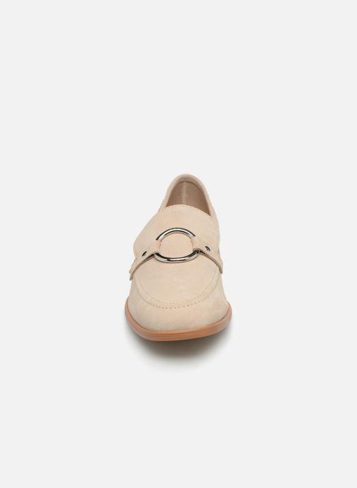Mocassins Esprit Chantry R Loafer Beige vue portées chaussures