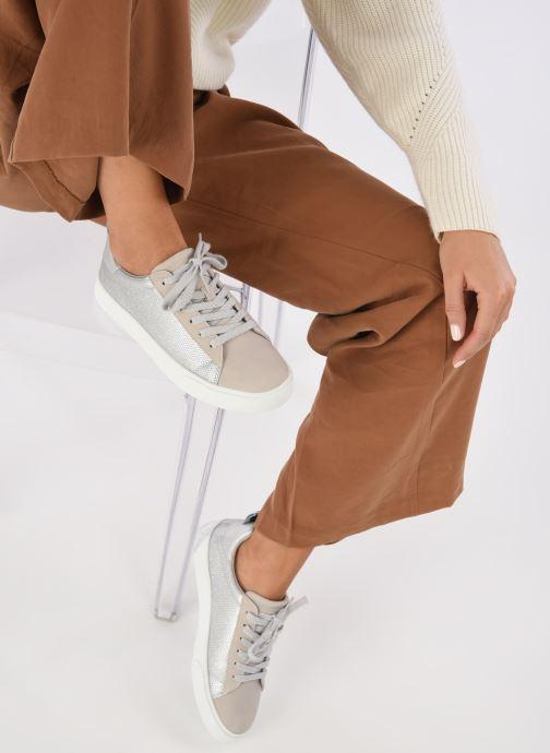 Sneakers Esprit Cherry Glimmer LU Grigio immagine dal basso