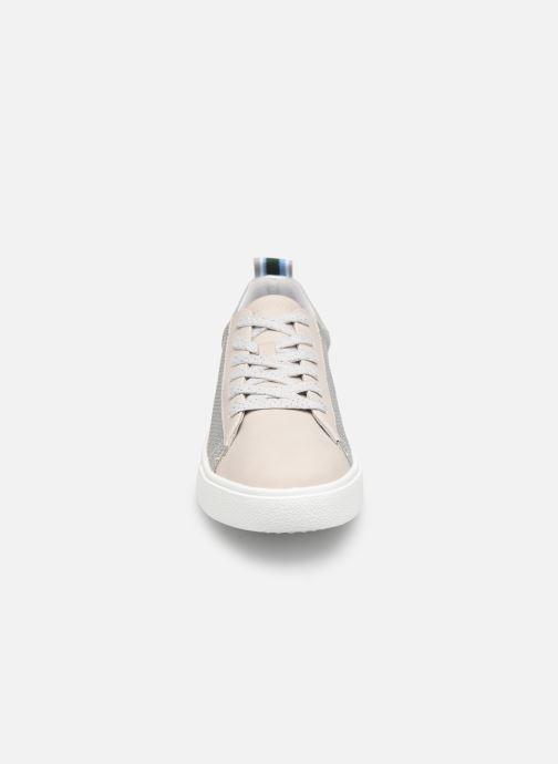 Baskets Esprit Cherry Glimmer LU Gris vue portées chaussures