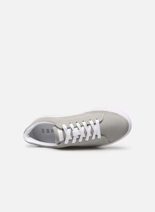 Sneaker Esprit Colette LU grau ansicht von links