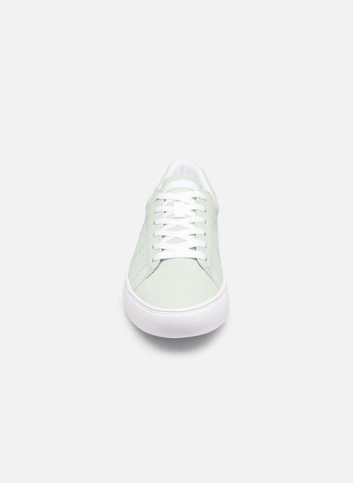 Baskets Esprit Colette LU Vert vue portées chaussures
