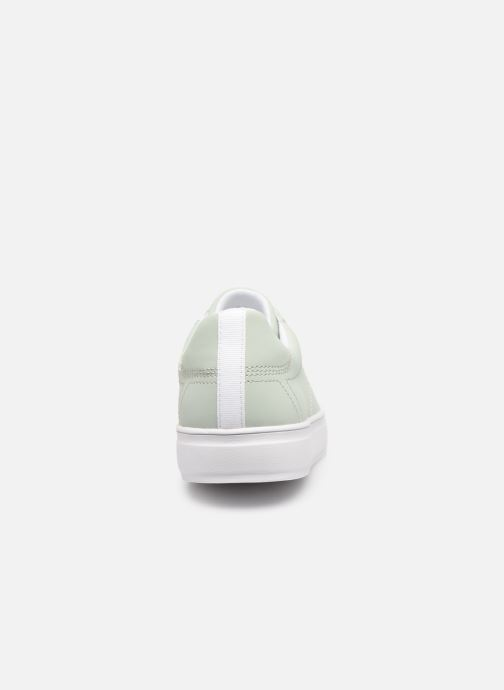 Trainers Esprit Colette LU Green view from the right