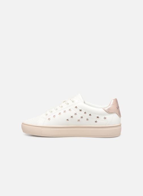 Trainers Esprit Colette Star LU White front view