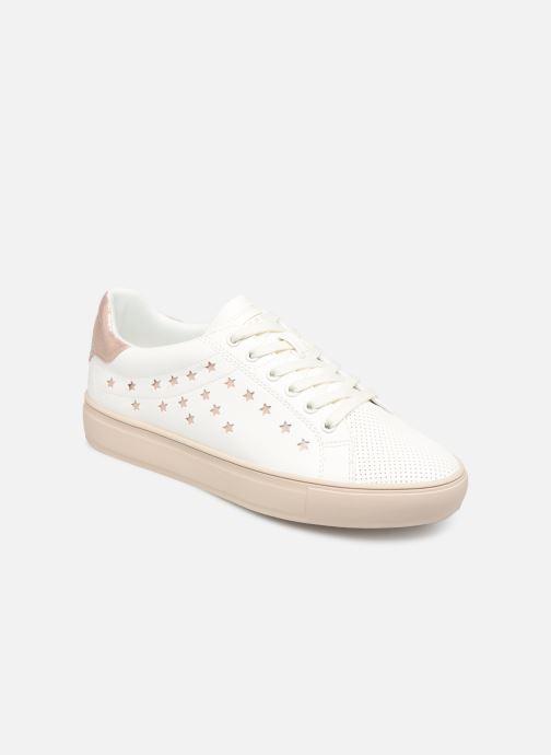 Baskets Esprit Colette Star LU Blanc vue détail/paire
