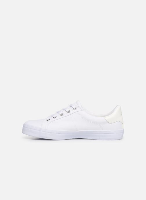 Sneakers Esprit Mindy Lace Up Wit voorkant