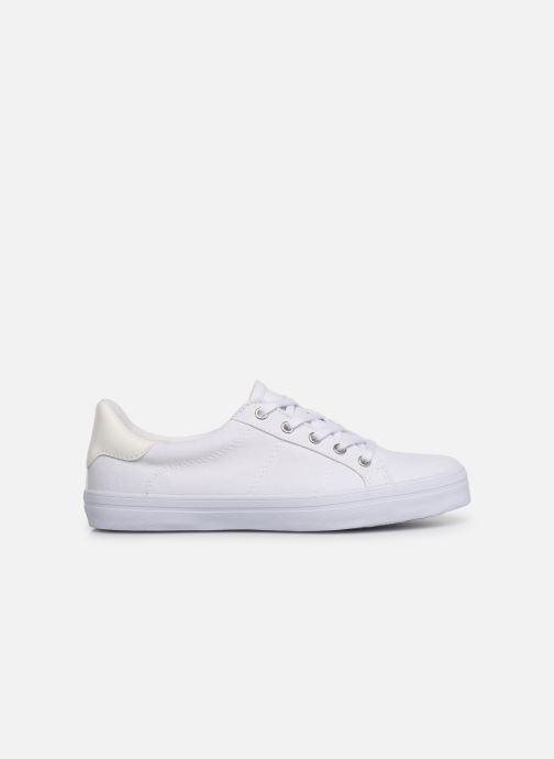 Sneakers Esprit Mindy Lace Up Wit achterkant