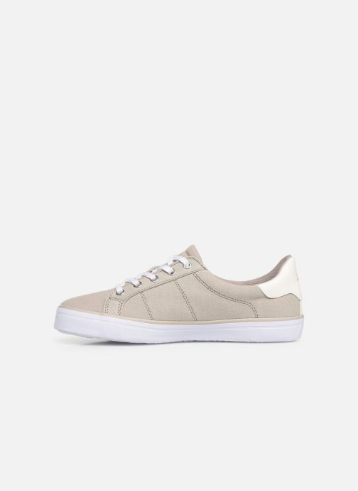 Baskets Esprit Mindy Lace Up Gris vue face