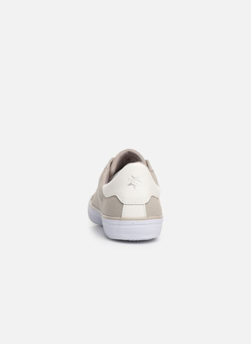 Trainers Esprit Mindy Lace Up Grey view from the right