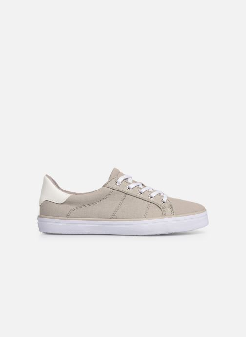 Trainers Esprit Mindy Lace Up Grey back view