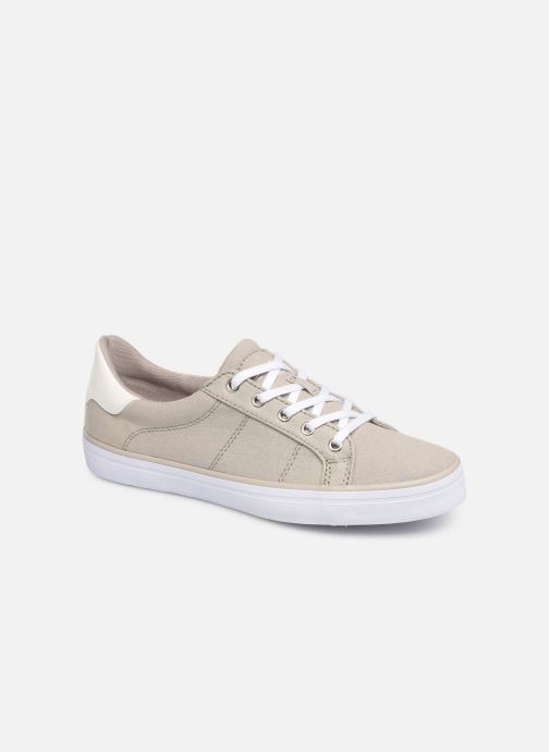 Sneakers Esprit Mindy Lace Up Grå detaljeret billede af skoene