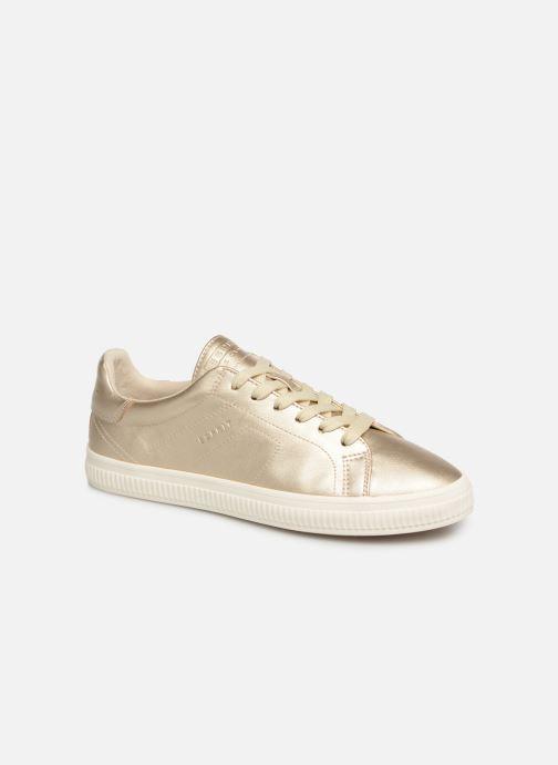 Sneakers Esprit Sonetta met LU Goud en brons detail