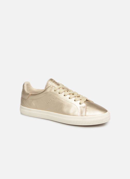 Trainers Esprit Sonetta met LU Bronze and Gold detailed view/ Pair view