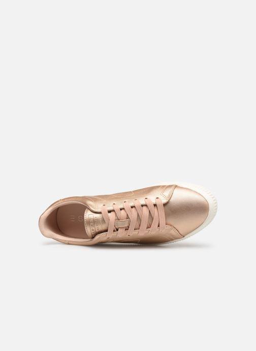 Sneakers Esprit Sonetta met LU Rosa immagine sinistra
