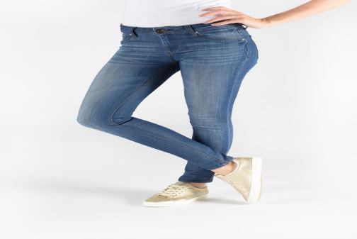 Sneaker Esprit Sonetta met LU weiß ansicht von unten / tasche getragen