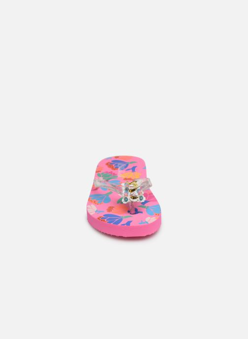 Tongs Billieblush BIKINI Multicolore vue portées chaussures