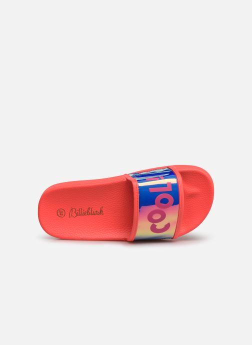 Sandali e scarpe aperte Billieblush FUNKY SWING Rosa immagine sinistra
