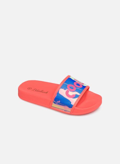 Sandales et nu-pieds Billieblush FUNKY SWING Rose vue détail/paire