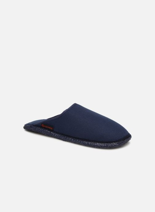 Slippers Giesswein Phoenix Blue detailed view/ Pair view