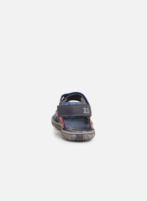 Sandali e scarpe aperte Noël Bao Azzurro immagine destra