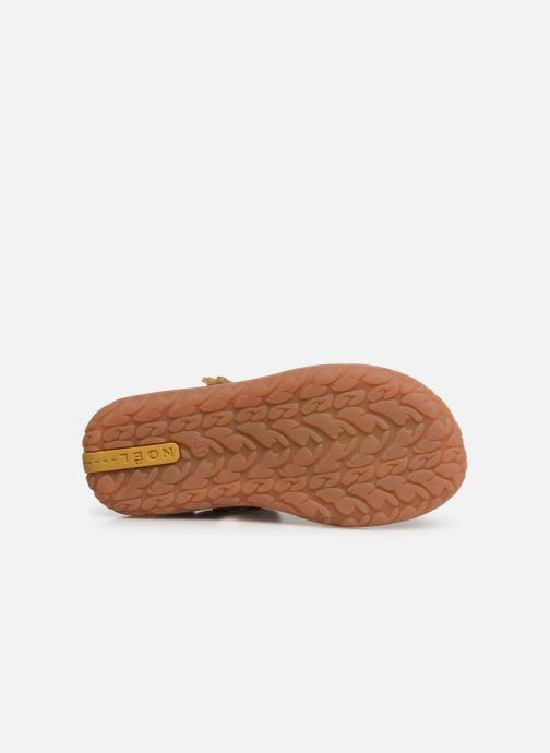 Sandali e scarpe aperte Noël Berto Marrone immagine dall'alto