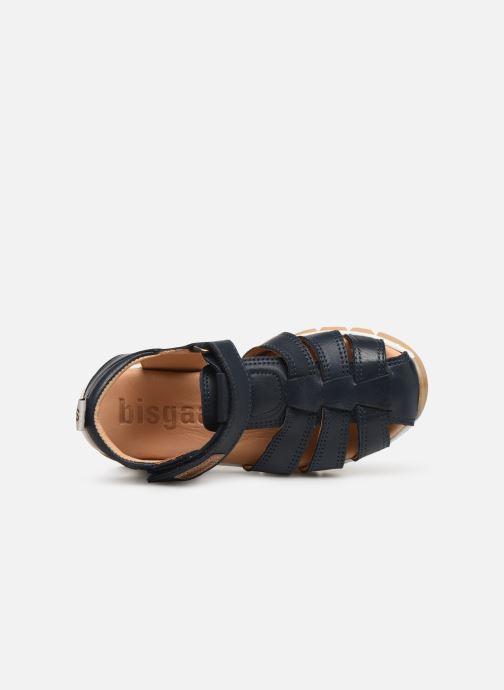 Sandales et nu-pieds Bisgaard Aleksi Bleu vue gauche