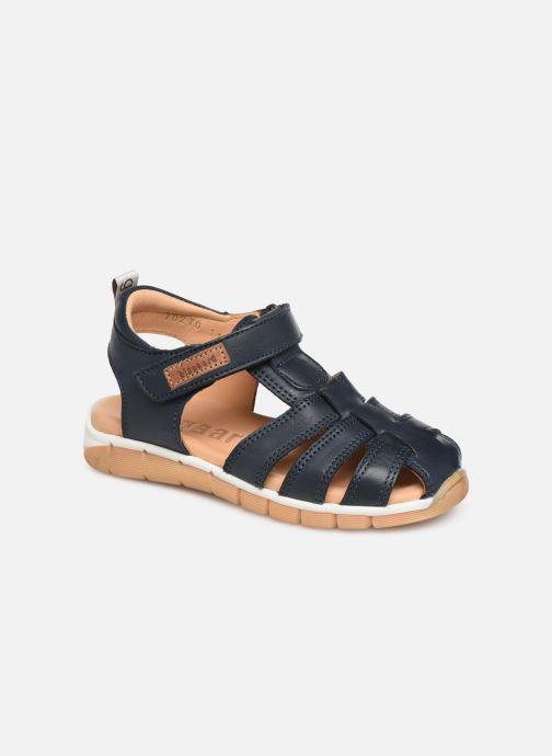 Sandales et nu-pieds Bisgaard Aleksi Bleu vue détail/paire