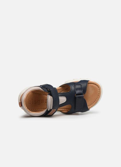 Sandales et nu-pieds Bisgaard Ivar Bleu vue gauche