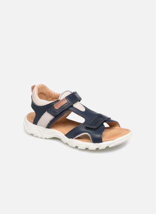 Sandales et nu-pieds Bisgaard Ivar Bleu vue détail/paire