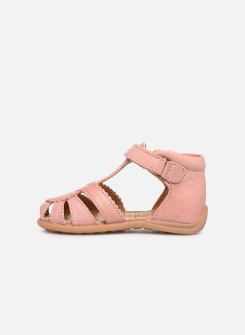 Sandales et nu-pieds Bisgaard Beata Rose vue face