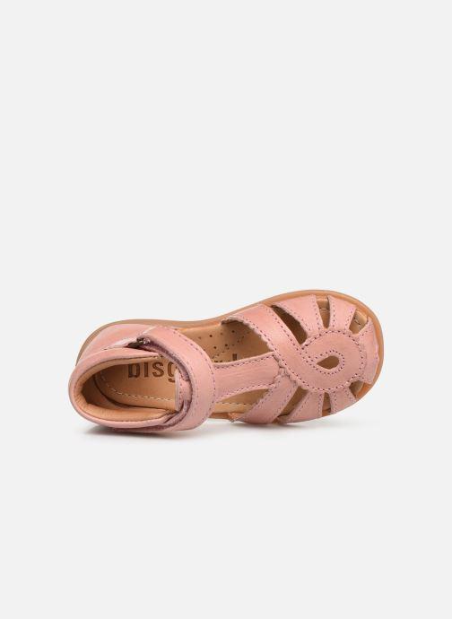 Sandales et nu-pieds Bisgaard Beata Rose vue gauche