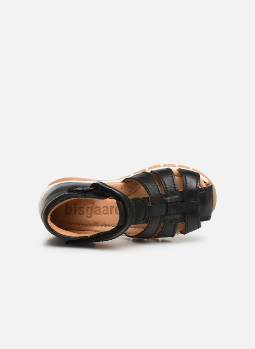 Sandales et nu-pieds Bisgaard Sigmar Noir vue gauche