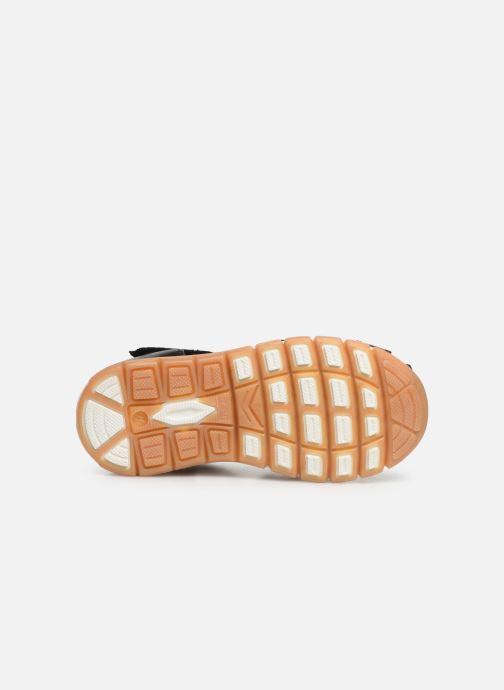 Sandales et nu-pieds Bisgaard Sigmar Noir vue haut