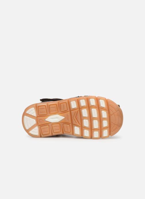 Sandales et nu-pieds Bisgaard Sigmar Marron vue haut