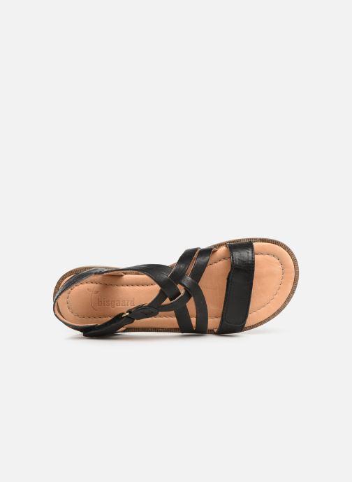 Sandales et nu-pieds Bisgaard Barbara Noir vue gauche