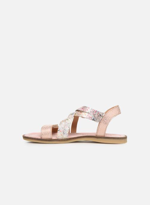 Sandales et nu-pieds Bisgaard Barbara Rose vue face