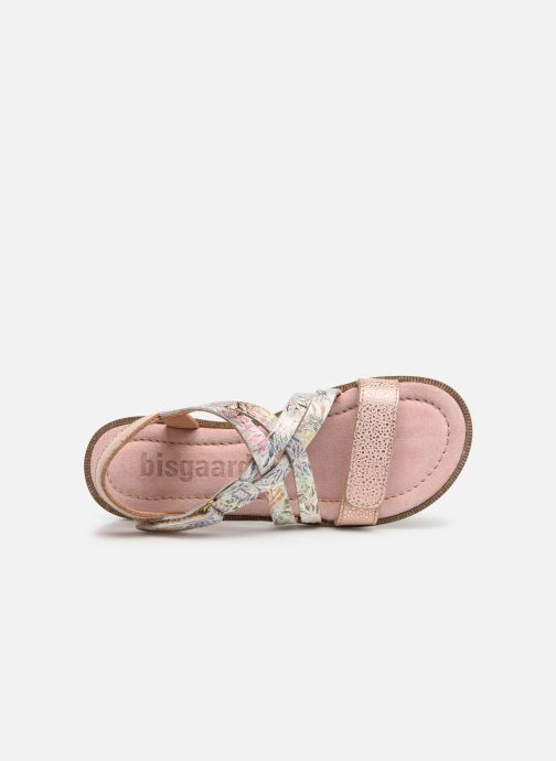 Sandals Bisgaard Barbara Pink view from the left